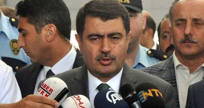 İstanbul Valisi Vasip Şahin'den darbe açıklaması