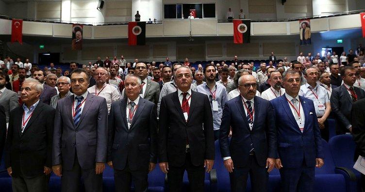 Gençlerbirliği'nde Murat Cavcav yeniden başkan