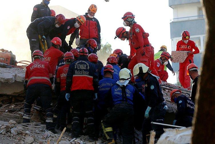 AFAD'dan son dakika haberleri: İzmir'deki depremde ölen kişi sayısı 69'a yükseldi