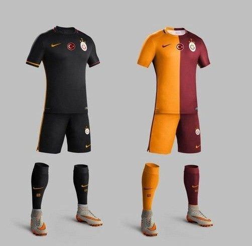 Galatasaray'ın yeni sezon formaları