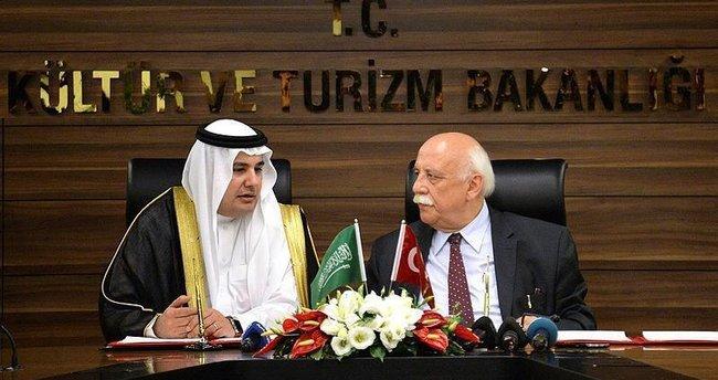 Kültürel işbirliği protokolü imzalandı