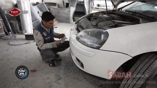 Volkswagen Golf'ü resmen baştan yaptılar! Arabanın sahibi gözlerine inanamadı