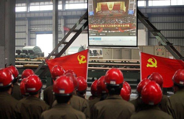 Çin'de büyük kongre