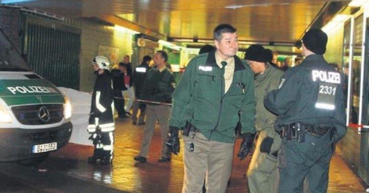 Türk kadınlara ırkçı saldırı