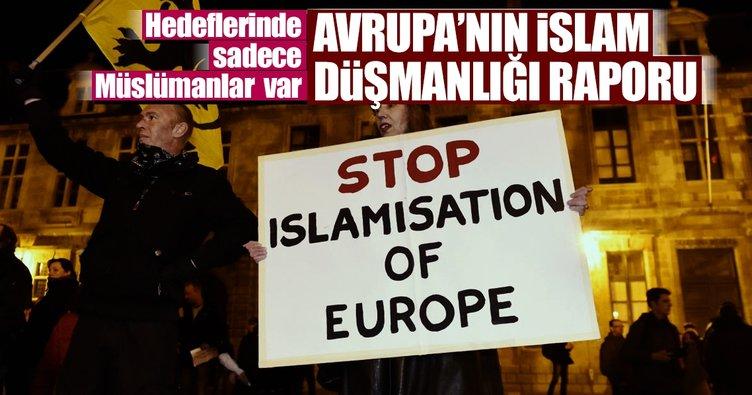 Avrupa'nın İslamofobi raporunda korkunç gerçekler