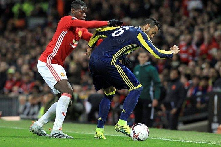 Manchester United-Fenerbahçe maçı sosyal medyayı salladı