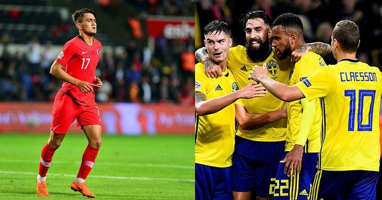 Türkiye İsveç maçı hangi kanalda yayınlanacak? Türkiye maçı saat kaçta hangi kanalda?