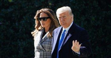 Melenia Trump 22 gündür kayıp!