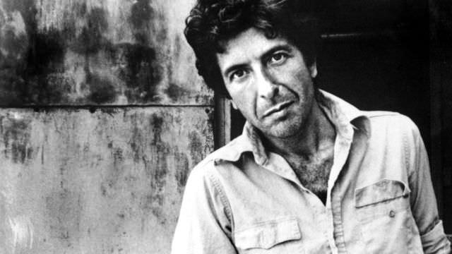 Leonard Cohen hayatını kaybetti