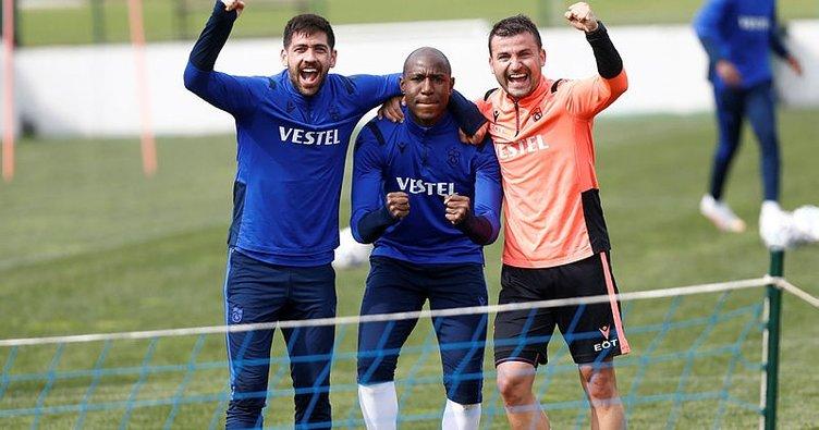 Dev maç öncesi Trabzonspor'a iyi haber! Test sonuçları tamamlandı…