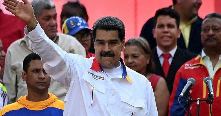 Nicolas Maduro'dan yeniden seçim teklifi