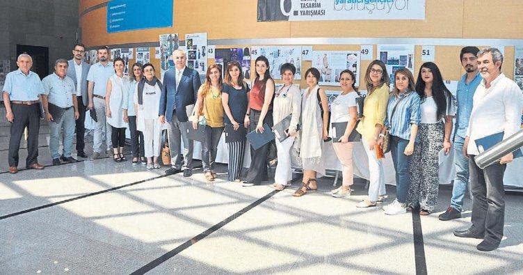 Genç tasarımcılar ATHİB'de yarışıyor
