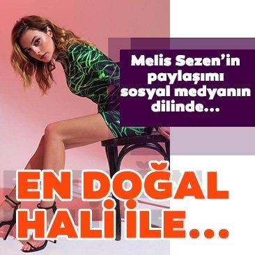 Sadakatsiz'in Derin'i Melis Sezen paylaşımlarıyla sosyal medyayı salladı! Sadakatsiz dizisinde yaşadığı yasak aşk ile gündem olan Melis Sezen'in Instagram halleri...