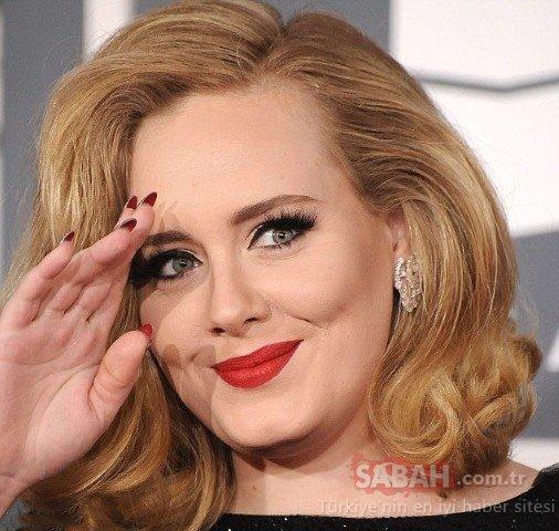 Herkes bu diyetin peşinde! İşte Adele'e 45 kilo verdiren Sirtfood diyeti