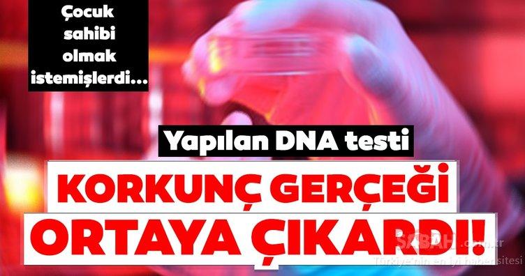 Son dakika: DNA testinin ardından korkunç gerçek ortaya çıktı! Kimse beklemiyordu, mahkemeye taşındı!