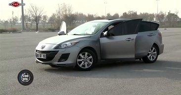 Mazda 3 böyle yenilendi