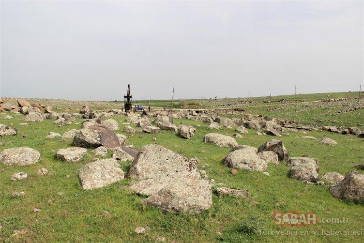 Şırnak'ta tarihi buluş! Tunç Çağı'na dayanıyor