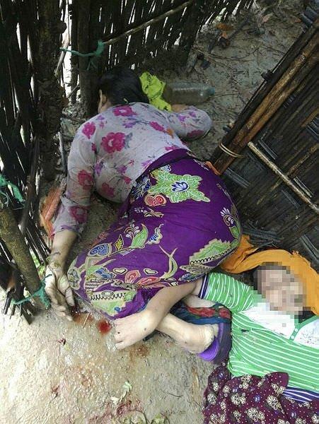 Arakan'da 3 günde 2 ila 3 bin arası Müslüman katledildi!