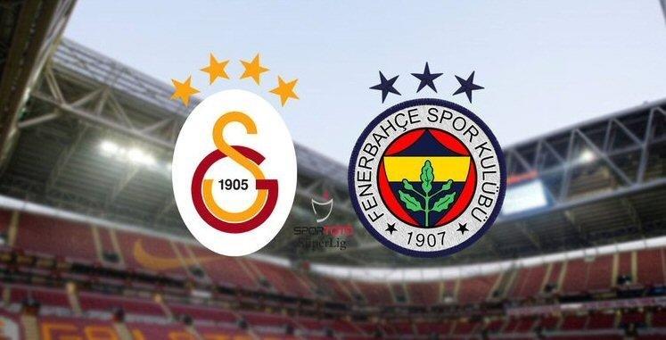 Galatasray - Fenerbahçe derbisi için çarpıcı analiz!