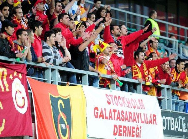Levadia  - Galatasaray