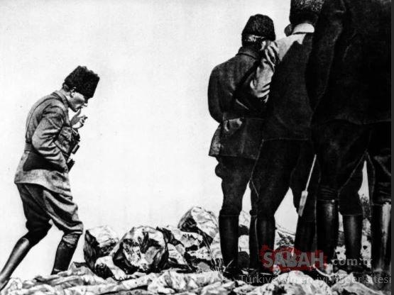 Milli Mücadele zaferinin görülmemiş arşiv fotoğrafları!