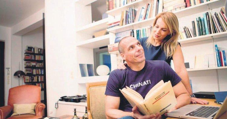Bakan Varufakis'in hayatı sinemada