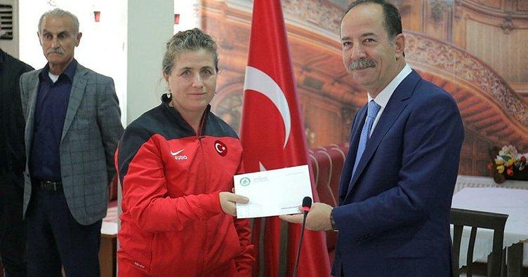 Edirne Belediyesi'nden amatör spora destek