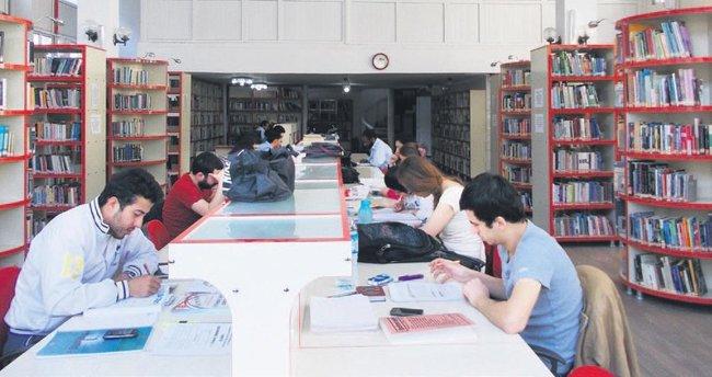 24 yeni kütüphane hizmete girecek