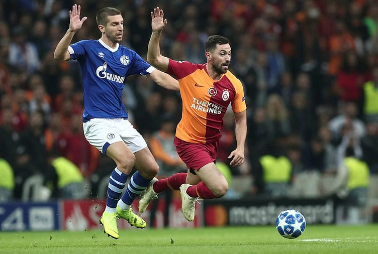 Schalke 04 - Galatasaray muhtemel 11'leri