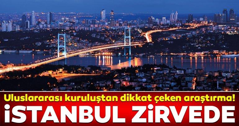 İstanbul 131,6 milyar dolar marka değeri ile zirvede!