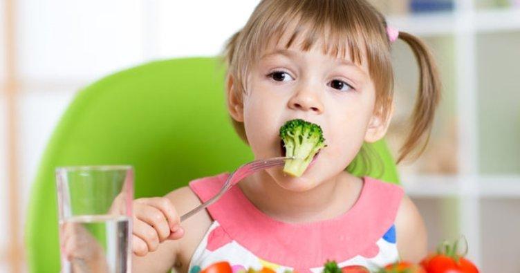 Çocuklara sebze yemeyi sevdirecek ipuçları