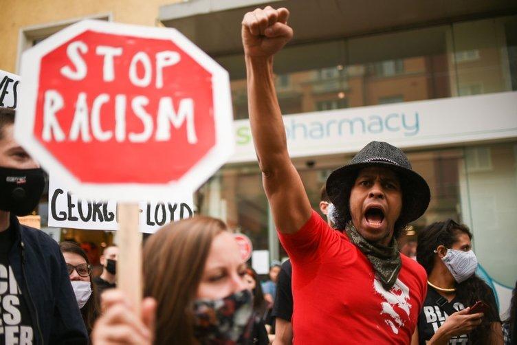 Son dakika: Öfke büyüyor! Amerika'daki protestolar dünyaya sıçradı
