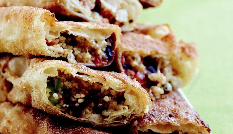 Bulgurlu Paçanga Böreği