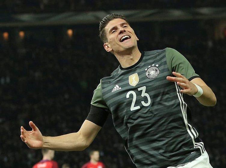 Mario Gomez için çılgın rakam!