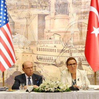 Ruhsar Pekcan Türkiye'nin talebini ortak basın toplantısında açıkladı!