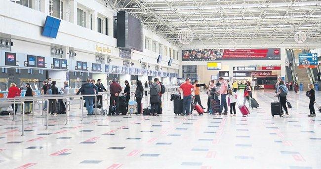 Hedef 7.5 milyon turist