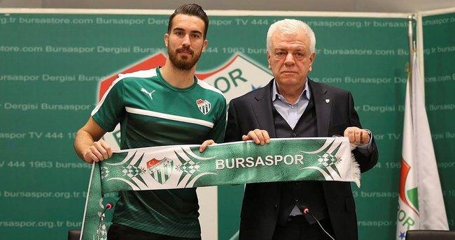 Harun Tekin 2020'ye kadar Bursaspor'da