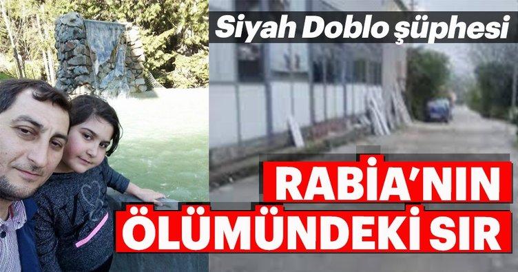 Rabia'nın sır ölümü