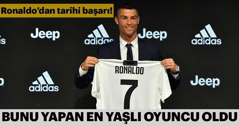 Cristiano Ronaldo, Dünya Kupası tarihine geçti