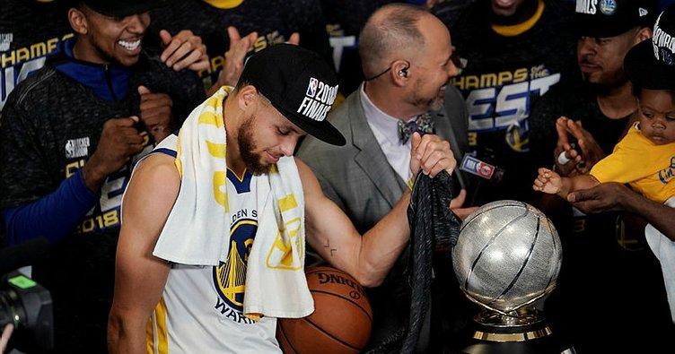 NBA'de finalin adı değişmedi: Golden State Warriors-Cleveland Cavaliers