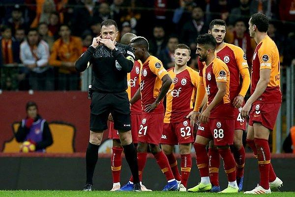 TFF'den Galatasaray-Konyaspor maçı için flaş karar!