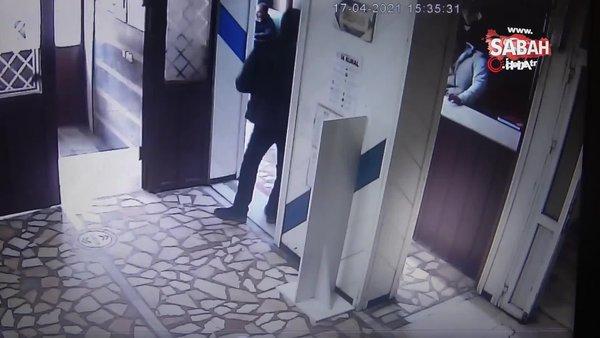 HES kodu sorgusunda riskli çıkınca otelden kaçtı, cezadan kaçamadı | Video