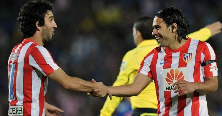 Arda Turan ve Radamel Falcao paylaştı! 8 yıl önce bugün...