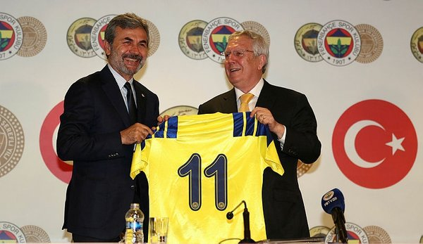 İşte Aykut Kocaman'ın transfer raporu