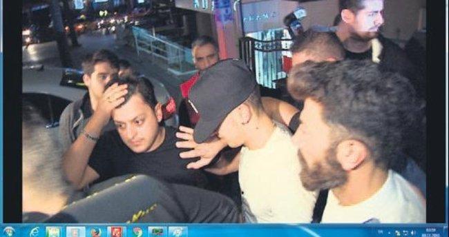 'Sadece eğlenmek için İstanbul'dayım'