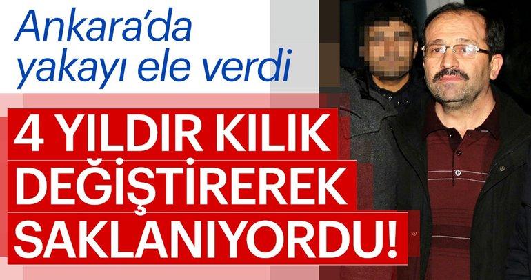 FETÖ'nün altın çocuklarından Mustafa Aygün yakalandı