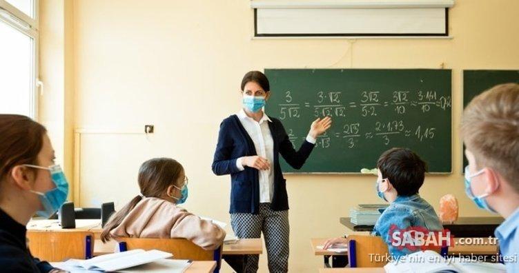 SON DAKİKA: Ortaokullar ve liseler için okullar ne zaman ...