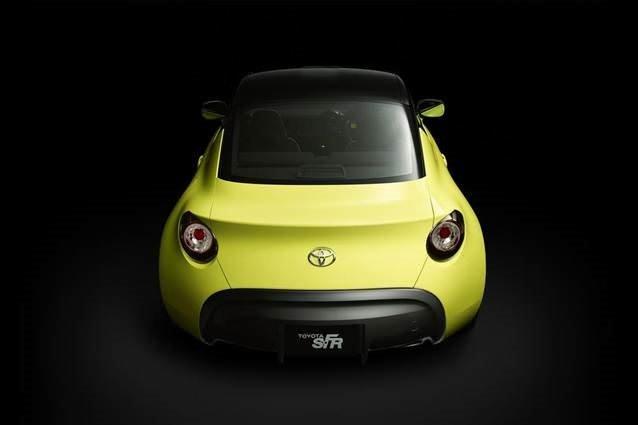 Toyota'dan Tokyo Otomobil Fuarı kozu