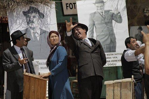 Hükümet Kadın 2 filminden kareler