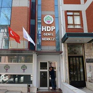 Malsahibi, HDP Genel Merkezi`nde dayak yedi
